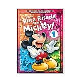 Dvd pura risada com o mickey! volume 1 disney original