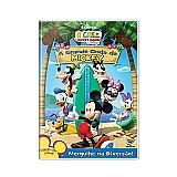 Dvd a casa do mickey mouse: a grande onda do mickey original