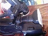 Filmadora panasonic - excelente conservacao e com acessorios adicionais