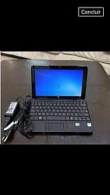 Netbook hp mini 110 produto com pouco uso,  no estado de novo(nao possui marcas e nem riscos)*