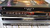 Filme pressagio pacote alienigenas - dvds originais - 8 filmes