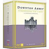 Box dvd downton abbey - a colecao completa