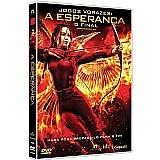 Dvd - jogos vorazes: a esperanca - o final