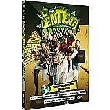 Dvd - o dentista mascarado: temporada completa (3 discos)