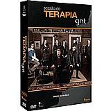Box dvd - sessao de terapia - gnt - 1ª temporada (9 discos)