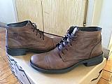 Bota em couro (black boots)