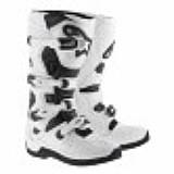 Bota alpinestars tech 5 branco/preto
