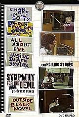 Dvd filme documentario  sympathy for the devil - rolling stones
