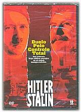 Documentario dvd duelo pelo controle total hitler & stalin - lacrado