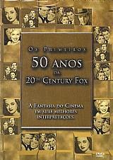 Dvd doc - os primeiros 50 anos da 20th century fox(leg/lacr)