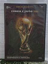Documentario  dvd copa do mundo fifa - 2002 coreia e japao - novo lacrado