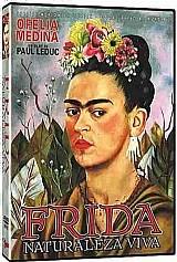 Documentario frida natureza viva dvd novo original biografia kahlo arte