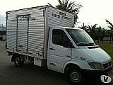 Chakras sprinter 311 cdi bau 2004 sprinter bau alumínio mudança transporte iveco master transit em santos