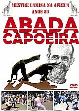 Dvd capoeira abada mestre camisa na africa anos 80 ( raro )