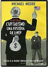 Capitalismo uma historia de amor dvd original novo