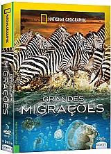 Dvd documentario duplo - grandes migracoes dublado