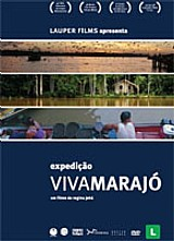 Documentario - expedicao viva marajo (dvd)