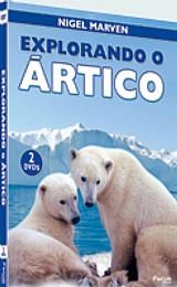 Explorando o ártico (duplo) (dvd)