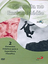 Filosofia no ensino medio vol. 2 - elementos didaticos para a experiencia filosofica (dvd - documentario)