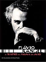 Flavio rangel - o teatro na palma da mao (dvd)