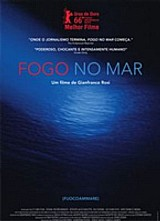 Dvd - documentario fogo no mar