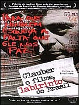 Glauber o filme,  labirinto do brasil (dvd - documentario)