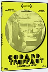 Godard,  truffaut e a nouvelle vague (dvd - documentario)