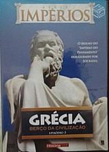 Serie imperios - grecia berco da civilizacao - ep3