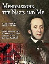 Dvd mendelssohn,  os nazistas e eu