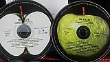 Duplo cd beatles - serie remaster