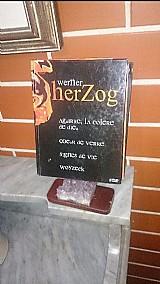 Werner herzog - rarissimo estojo com 5 dvd´s e um livro encarte