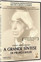 A grande sintese de pietro ubaldi - dvd original novo lacrado