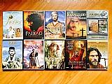 Filmes religiosos cristaos em 10 dvds