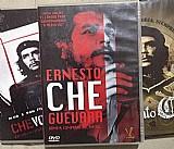Colecao che guevara,  tres documentarios
