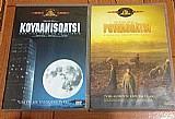Documentarios koyaanisqatsi e powaqqatsi