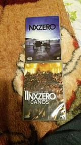 Dvds nxzero 10 anos,  nxzero documentario sete chaves!!
