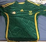 Camisa de futebol africa do sul 2009