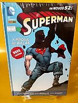 Superman - os novos 52: á prova de balas
