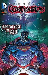 Livro superman. condenado - volume 2 - hqs - quadrinhos