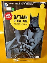 Batman  planetary edicao de luxo
