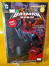 Batman & robin - nascido para matar - os novos 52!