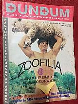 Revista dundum n 3 rara quadrinhos eroticos para adultos