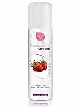 Sexshop oleo desodorante íntimo - morango