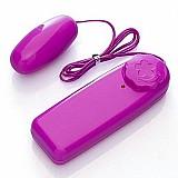 Vibrador clitoris - ovo vibratorio lilas - toy sexshop 1712