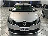 Renault sandero renault sandero authentique 1.0 2016 prata - dml veiculos