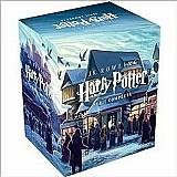 Livro box colecao harry potter - j.k. rowling 7 volumes