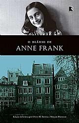 Livro - o diario de anne frank - novo - frete 8 reais