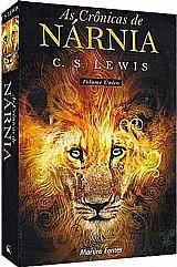 Livro - as cr�nicas de narnia - c. s. lewis - volume �nico