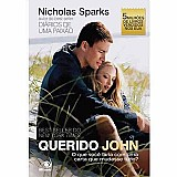 Livro querido john de nicholas sparks - lacrados- frete 8, 00