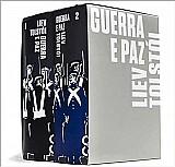Guerra e paz livro liev tolstoi - frete 10 reais